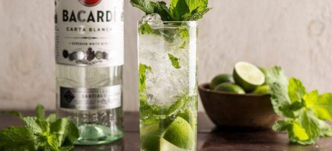 Ром для мохито и рецепт приготовления коктейля и его вариаций в домашних условиях