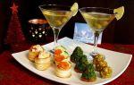 Чем закусывают мартини — выбор блюд к напитку, рецепты