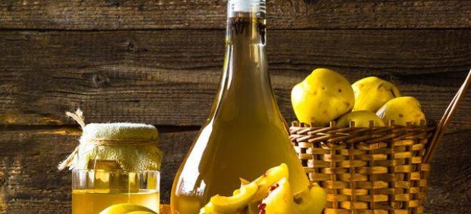 Вино из айвы