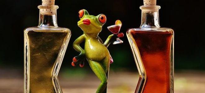 Анекдоты про алкоголь