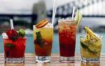 Рецепты популярных коктейлей на основе рома
