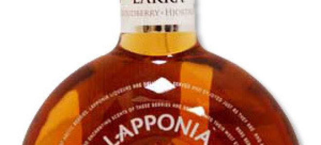 Ликер из морошки Лаппония (Lapponia) — гордость Финляндии