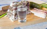 Правильная сервировка праздничного стола с водкой и закусками