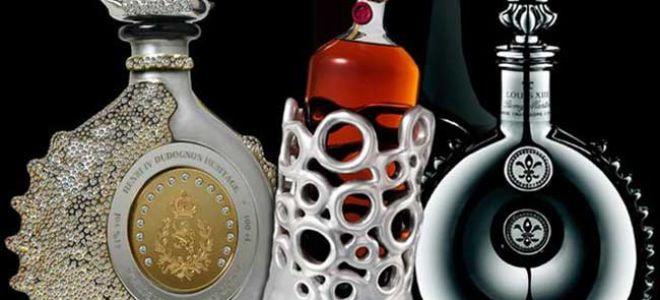 Самый дорогой коньяк в мире — топ 10 элитных марок алкоголя