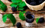Наливка из ежевики на водке — простые рецепты