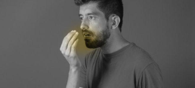 Как быстро избавиться от запаха алкоголя