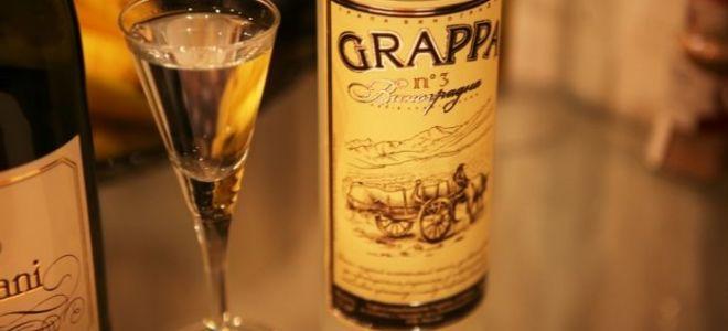 Что такое граппа и как ее пить: способы употребления, закуска