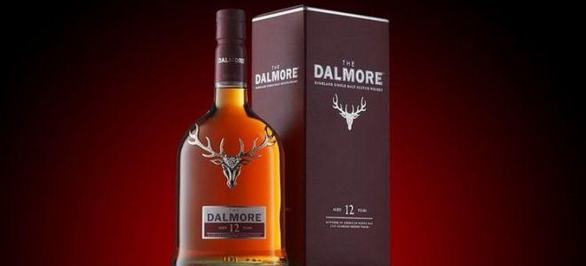 Виски с оленем Dalmore