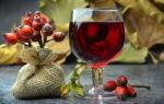 Как приготовить ликер из ягод шиповника в домашних условиях?