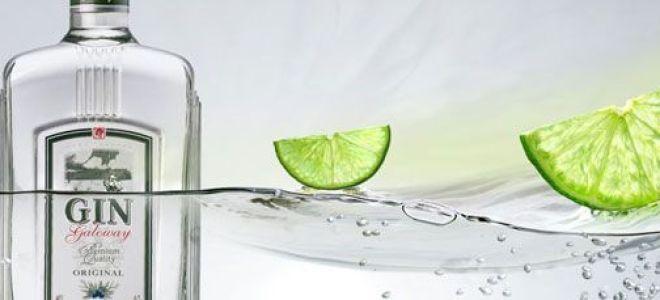 С чем и как правильно пить Джин