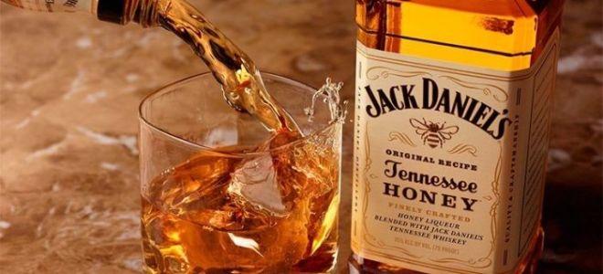 Jack Daniels Honey (Джек Дэниэлс медовый)