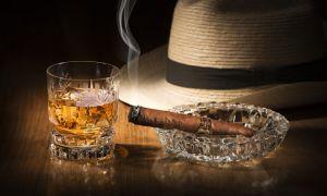 Виски и сигары — как правильно сочетать?