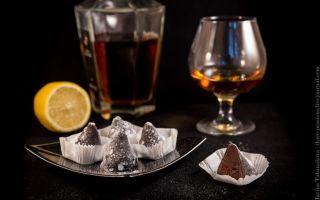 Делаем коньяк с шоколадным вкусом — лучшие рецепты приготовления
