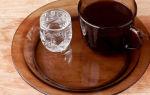 Коктейль кофе с водкой — как приготовить и как пить такой энергетик?
