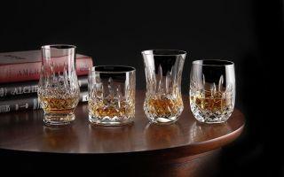 Стаканы под виски — разновидности бокалов, и как выбрать для разных сортов?