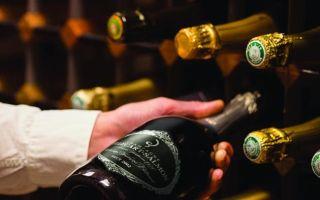 Сколько хранится шампанское — срок годности и советы по хранению
