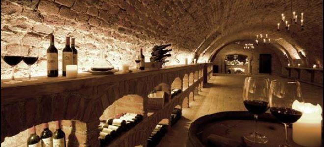 Где хранить вино, и какие условия создать для его размещения?
