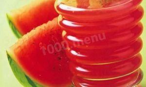 Самогон из арбуза — рецепты и способы приготовления