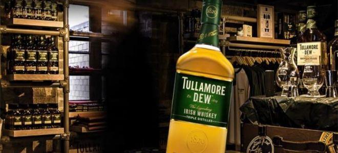 Истинно Ирландский виски Tullamore Dew (Талламор Дью)