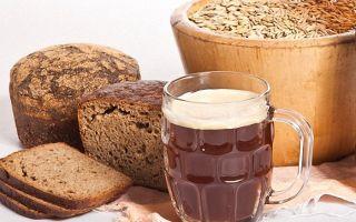 Как правильно готовить квас из ржаного солода — рецепт приготовления в домашних условиях