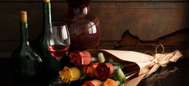 Простые рецепты приготовления вина из цветов в домашних условиях
