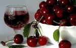 Наливка из вишни — простой рецепт, как правильно приготовить в домашних условиях?