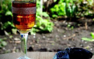 Готовим коньяка из чернослива — рецепт приготовления в домашних условиях