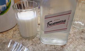 Водка с молоком — можно ли смешивать, рецепты коктейлей в домашних условиях
