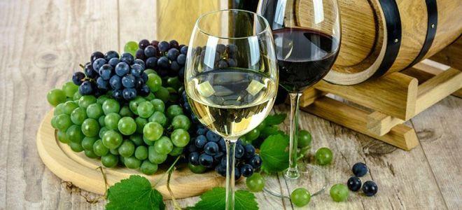 Как приготовить вино из виноградных листьев в домашних условиях