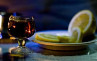 Коньяк с лимоном — как правильно закусывать для идеального вкуса