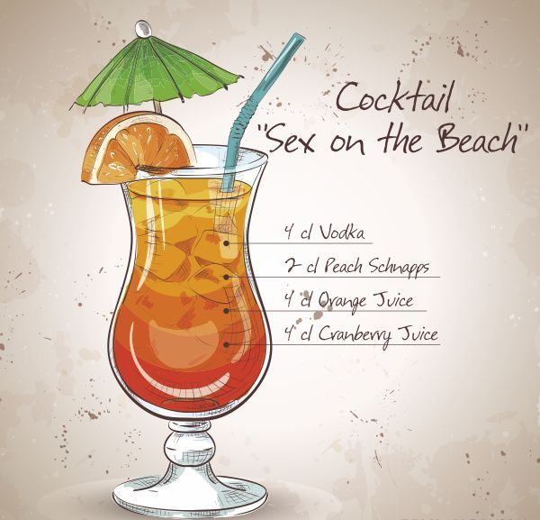 рецепт напитка