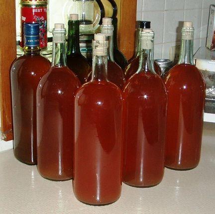 почему не бродит яблочное домашнее вино